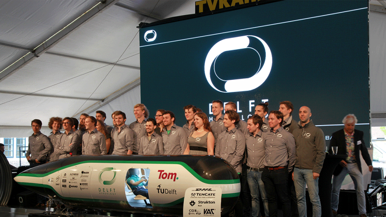 Hyperloop-Team