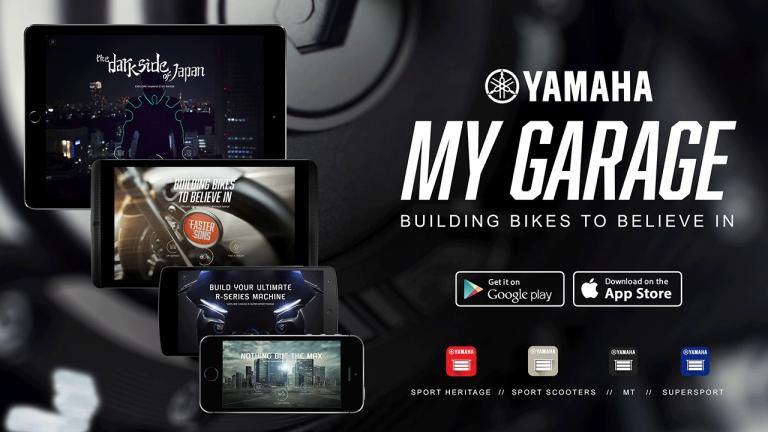 Yamaha-My-Garage