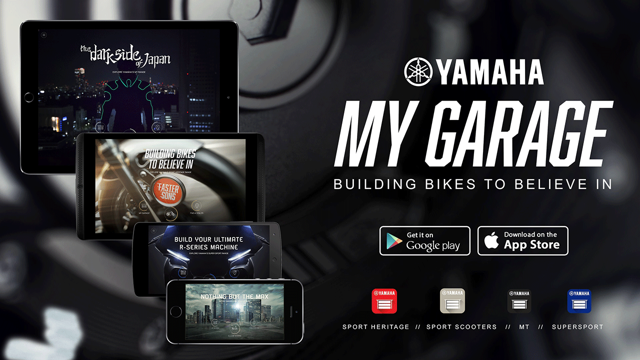 Yamaha-My-Garage